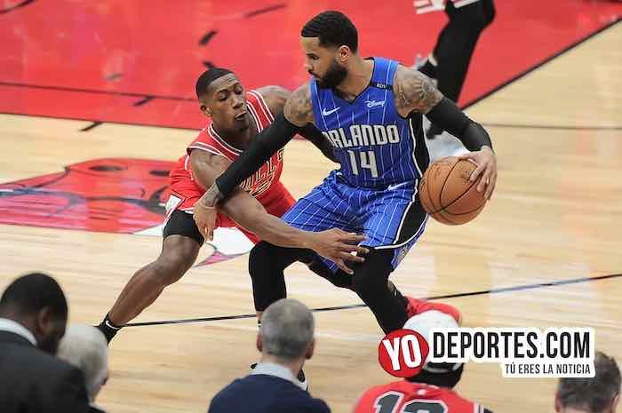 Orlando Magic receta primera derrota-paliza del año a los Bulls de Chicago