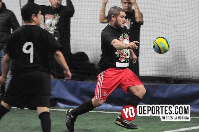 Las Palmas-Club Hercules-Liga Taximaroa de los Martes-Chicago Futsal