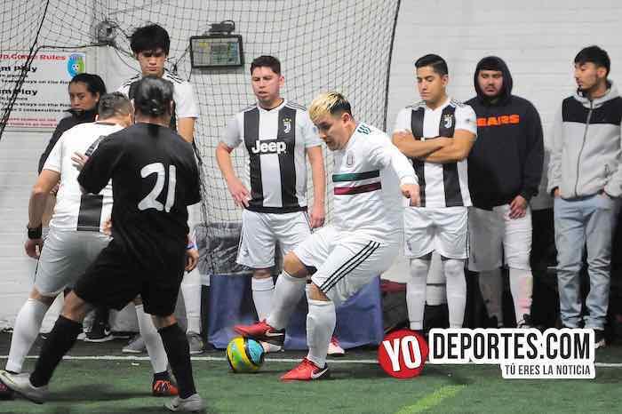 Club Hércules y Las Palmas se reparten puntos en la Liga Taximaroa de los Martes
