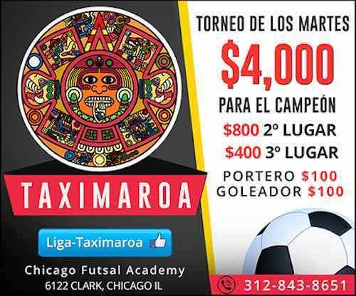 El frío cancela jornada del martes en la Liga Taximaroa