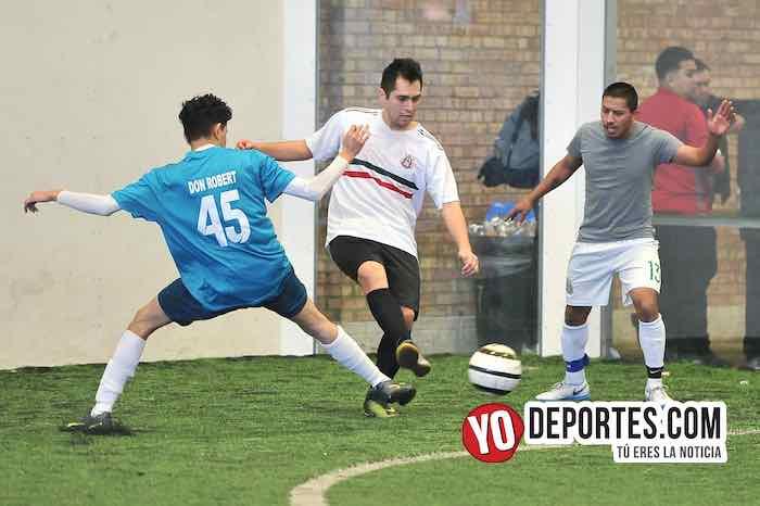 Embisten los Lobos al Porto Alegre en la Liga Douglas