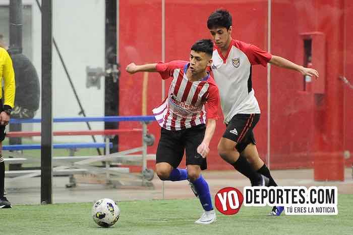 Los de High School juegan los lunes en la Liga Latinoamericana