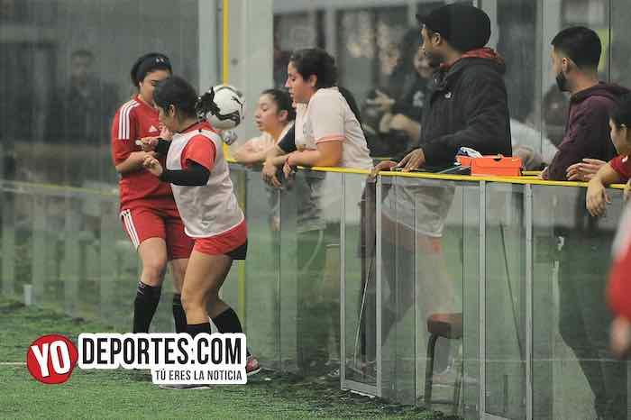 Mexico-FC Chicago-Copa Rosada-Liga San Francisco Femenil Indoor Soccer