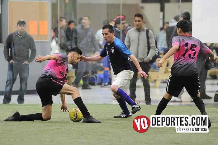Real Juventud-Azteca de Oro-Liga 5 de Mayo Indoor Futbol