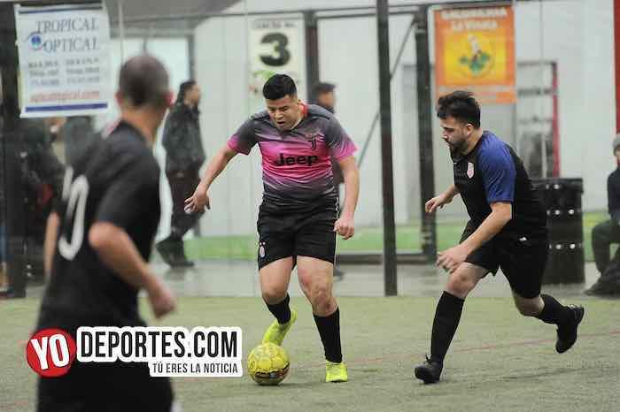 Real Juventud-Azteca de Oro-Liga 5 de Mayo Optical Tropical