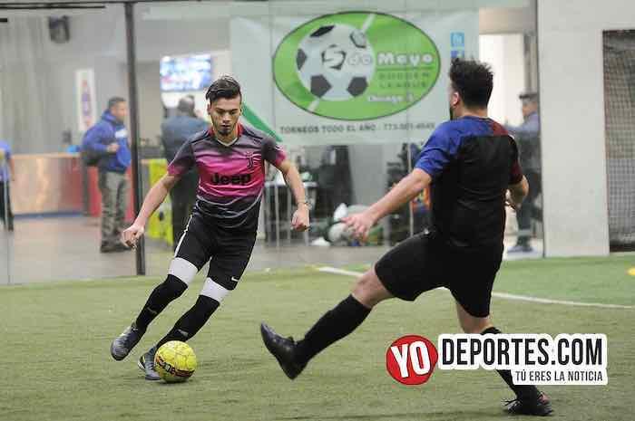 Real Juventud quita brillo al Azteca de Oro con goleada