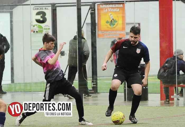 Real Juventud-Azteca de Oro-Liga 5 de Mayo Soccer League