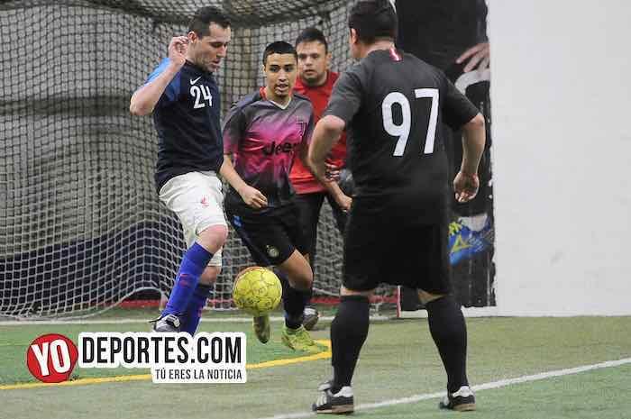 Real Juventud-Azteca de Oro-Liga 5 de Mayo Torneo Indoor Viernes