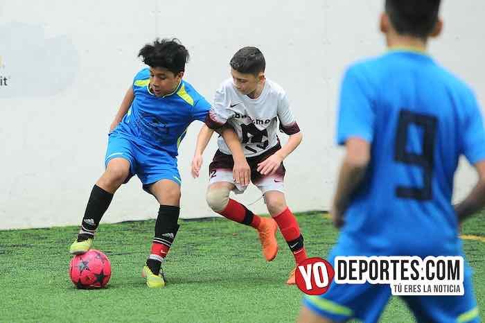Real Sociedad-Deportivo La Puerta-Liga San Francisco Kids Futbol Infantil