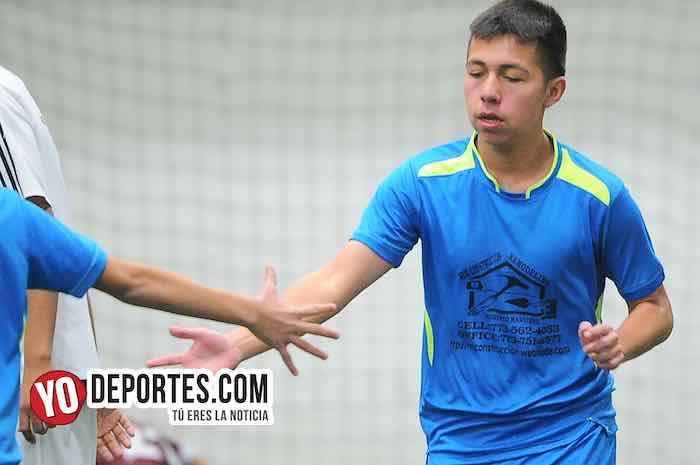 Real Sociedad-Deportivo La Puerta-Liga San Francisco Kids de Chicago