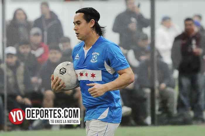 San Antonio-Chicago Soccer-Champions Liga Latinoamericana