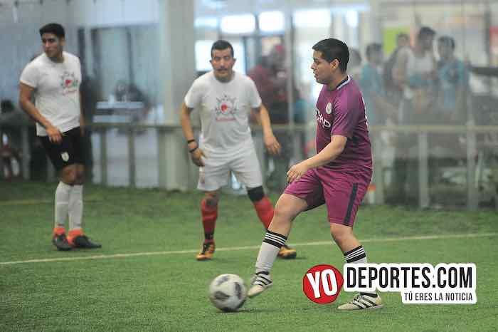 San Francisco-Lobos-Liga Douglas Semifinal Indoor Soccer