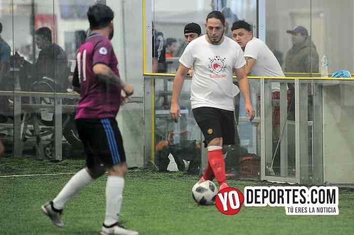 San Francisco-Lobos-Liga Douglas Semifinal Torneo Corto Indoor