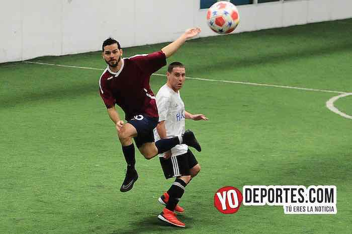 Sharks-Morelos-Chitown Futbol-Veteranos cuartos de final