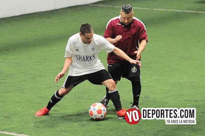 Sharks-Morelos-Chitown Futbol-Veteranos