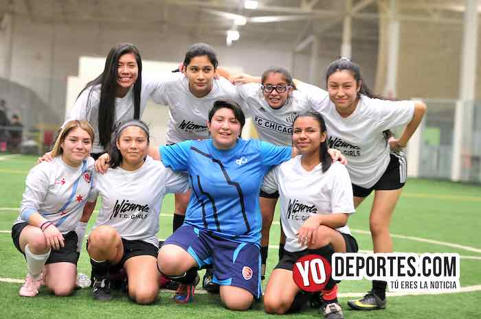 Wizards FC sigue paso arrollador en la Liga San Francisco High School