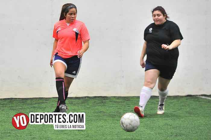 Alondra Pastrana-Nightmare-Chivas-AKD Soccer League Femenil