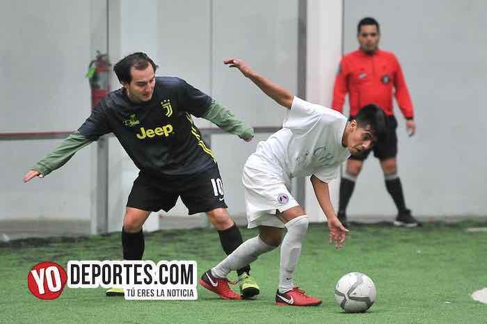 Antonio Aguilar-La Palma-Campo Hermoso-Liga San Francisco Champions de los Martes