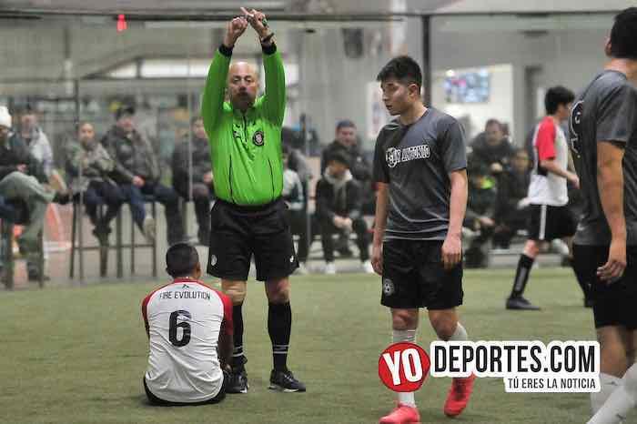 Aztecas sorprendieron al San Antonio en la Champions
