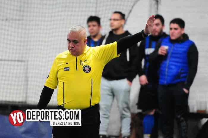 Arbitro Las Palmas-Jerahuaro-Liga Taximaroa Martes