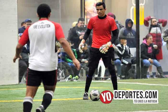 Cesar Rios Portero-Valencia-Aztecas FC-Champions Liga Latinoamericana