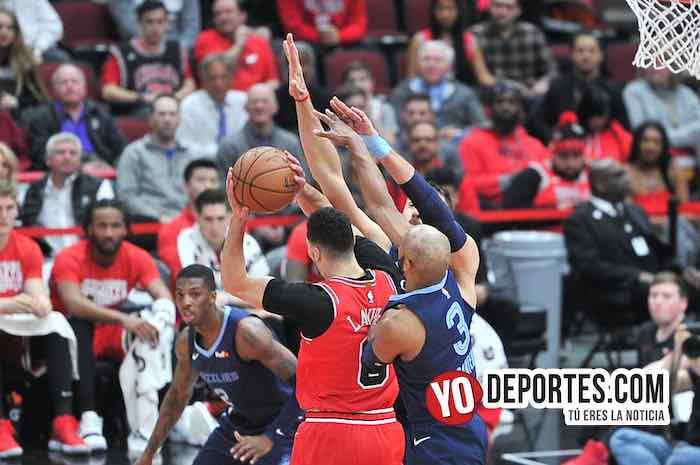 Chicago Bulls-Memphis Grizzlies United Center