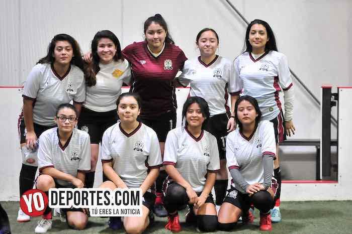 Chicago Real FC le arrebata triunfo al Fenix FC en AKD