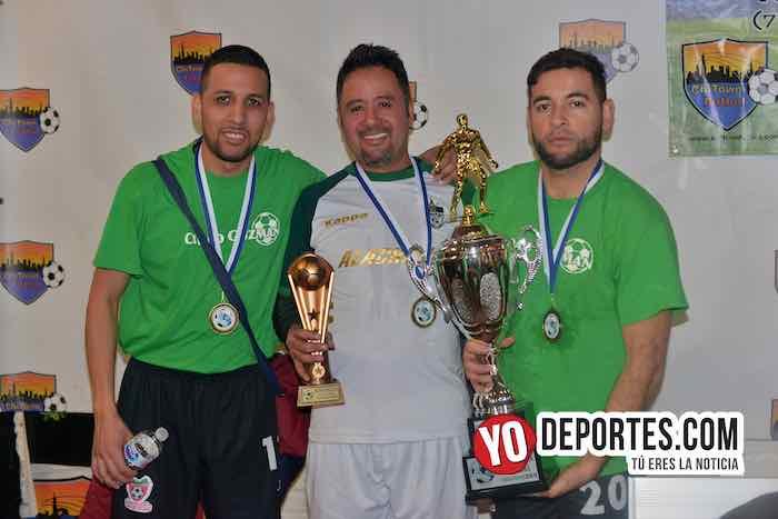 Ciudad Guzmán frustra la triple corona a CD Vagos en la Liga Interamericana