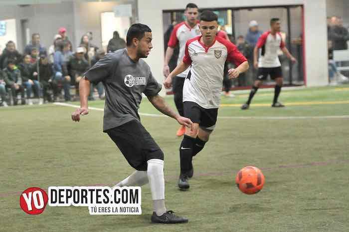 Deportivo Aztecas-San Antonio-Champions Liga Latinoamericana Chicago Indoor Sports