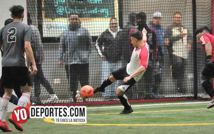 Deportivo Aztecas-San Antonio-Champions Liga Latinoamericana futbol rapido indoor