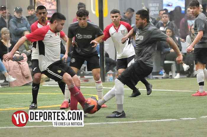 Deportivo Aztecas-San Antonio-Champions Liga Latinoamericana