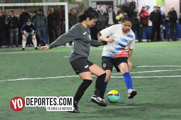 Deportivo Morelia-CD Vagos-Final Femenil Liga Interamericana Chicago Futsal