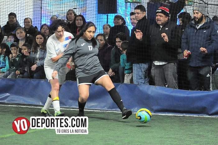 Deportivo Morelia-CD Vagos-Final Femenil Liga Interamericana indoor futbol