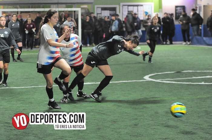 Deportivo Morelia-CD Vagos-Final Femenil Liga Interamericana invierno
