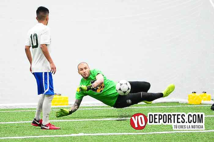 Eder Patino Las Palmas-Campo Hermoso-Liga San Francisco Champions