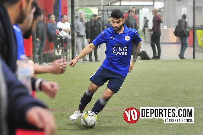 Hugo Godoy-La Bamba-Deportivo Cuamio-Liga 5 de Mayo