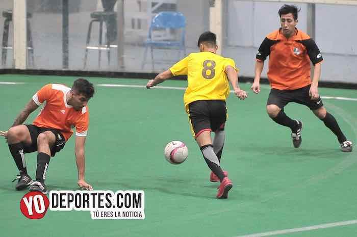 Jirosto del Oro-Valle de Juarez-Hispano Soccer League-Odeum Villa Park