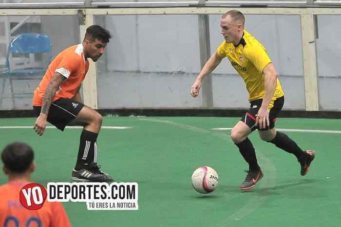 Jirosto del Oro-Valle de Juarez-Hispano Soccer League-Odeum futbol indoor