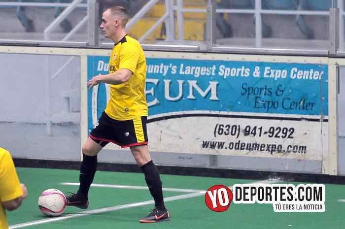 Jirosto del Oro llega a 28 puntos en la Hispano Soccer League