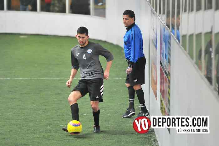 Jorge Casas-Arbitro Javier Torres El Chino-CD Vagos-Dragones-Liga Interamericana-semifinal