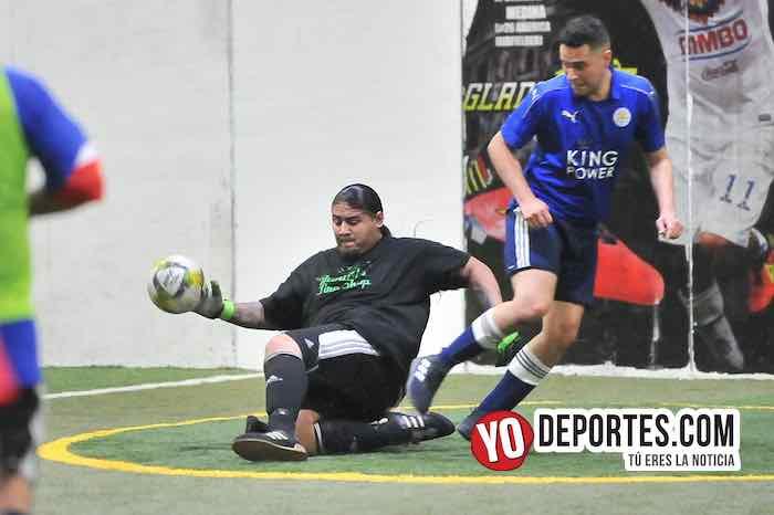 La Bamba-Deportivo Cuamio-Liga 5 de Mayo Indoor futbol