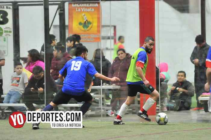 La Bamba-Deportivo Cuamio-Liga 5 de Mayo La Vinata Futbol
