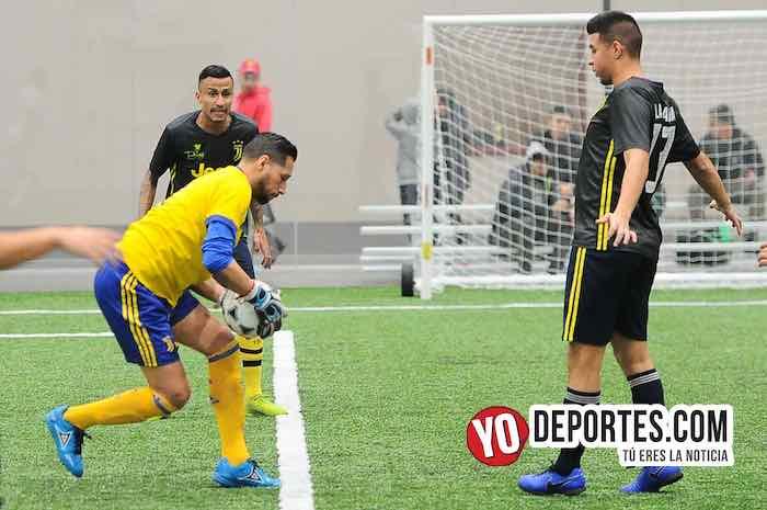 Las Palmas-Campo Hermoso-Liga San Francisco Champions Rudy Chatita Gonzalez-