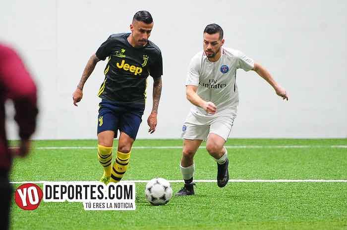 Las Palmas-Campo Hermoso-Liga San Francisco Champions de los martes