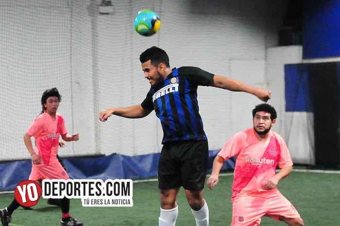 Las Palmas-Jerahuaro-Liga Taximaroa Chicago Futsal Academy