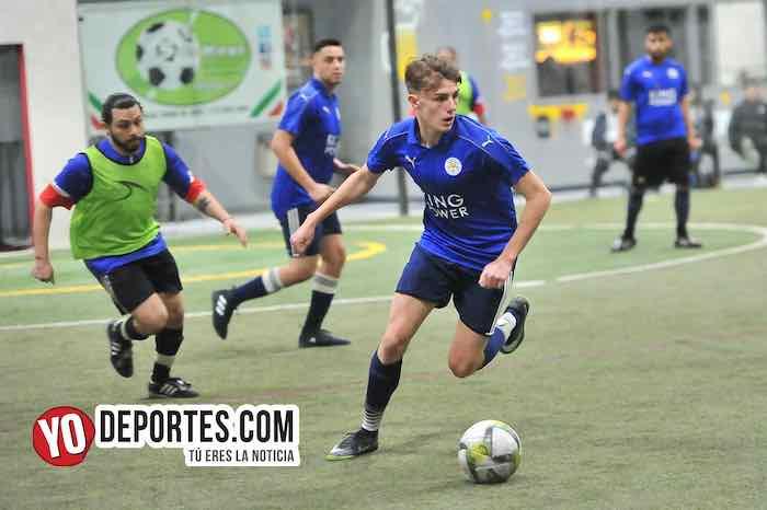 Linus Willnauer-La Bamba-Deportivo Cuamio-Liga 5 de Mayo
