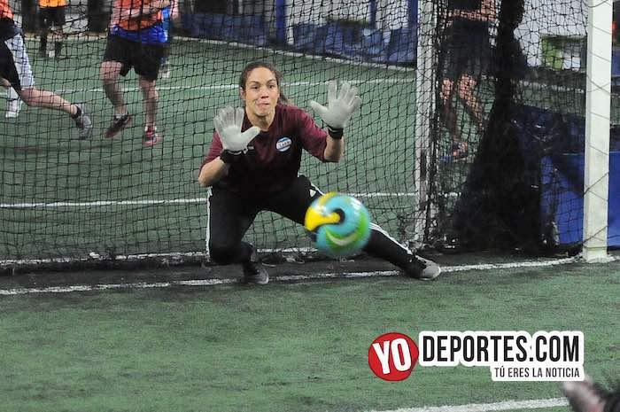 Maelene Torres Portera-Deportivo Morelia-CD Vagos-Final Femenil Liga Interamericana