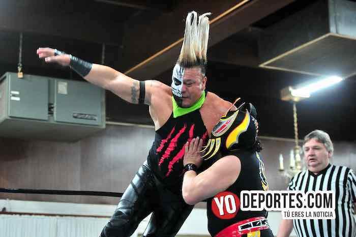 Mr Aguila Cesar Rios-Discovery-Lucha Libre Total