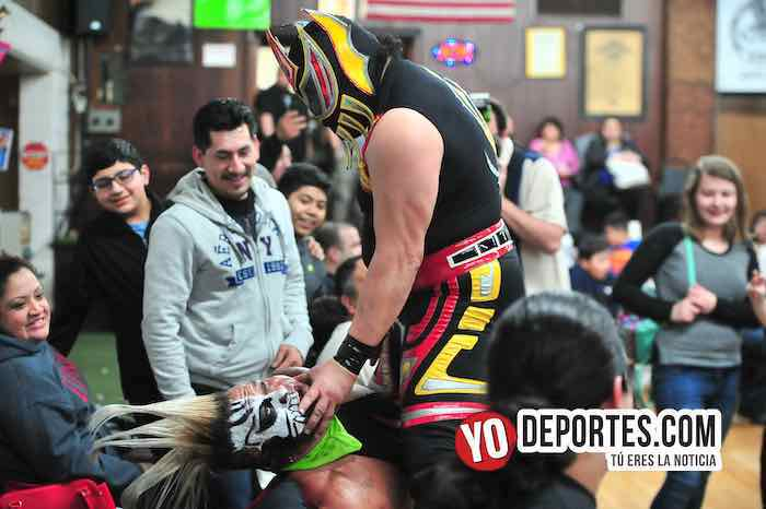Mr Aguila-Discovery-Yakuza-Lucha Libre Total