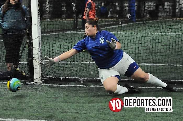 Nancy Bahena-Deportivo Morelia-CD Vagos-Final Femenil Liga Interamericana